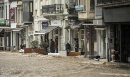 Lũ lụt châu Âu khiến 67 người thiệt mạng, mưa lớn tiếp tục ở Tây Âu