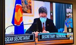 Hội nghị Bộ trưởng Y tế ASEAN về COVID-19  ra Tuyên bố chung