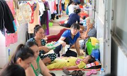 Giúp trẻ không mắc bệnh đường tiêu hóa, hô hấp khi thời tiết nắng nóng kéo dài