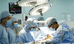 Tim vẫn hoạt động trong suốt quá trình phẫu thuật bắc cầu mạch vành