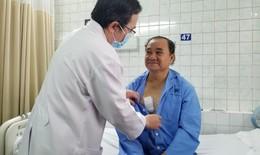 Phẫu thuật thay van tim, bệnh nhân đi lại sau 2 ngày