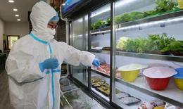 100 mẫu bao bì thực phẩm nhập khẩu được xét nghiệm SARS-CoV-2