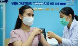 TP.HCM: Hơn 80 phóng viên đầu tiên được tiêm vắc xin phòng COVID-19