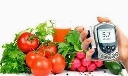 Món ăn tốt cho người bệnh tiểu đường