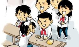Nhức nhối chuyện bạo lực học đường