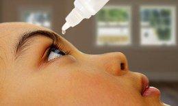Thuốc nhỏ mắt làm chậm tiến triển cận thị ở trẻ