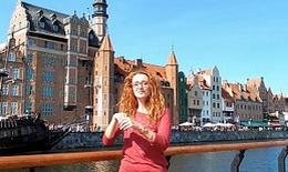 8 năm đến vương miện hoa hậu khiếm thính Quốc tế