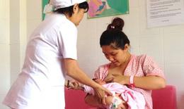 Phòng chống suy dinh dưỡng, thừa cân béo phì bằng sữa mẹ