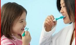 Khuyến cáo mới về chăm sóc răng miệng cho trẻ