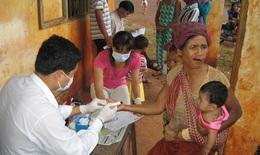 Hướng dẫn mới về xử trí sốt rét kháng thuốc