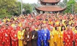 Giỗ tổ Hùng Vương 10/3 (âm lịch) cuộc hành hương từ Thăng Long đến Ðền Hùng và Nhà Quốc hội