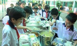 Hà nội triển khai thực đơn chuẩn cho học sinh tiểu học bán trú
