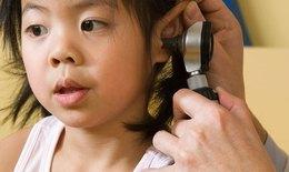 Nguy cơ suy giảm thính lực do viêm tai giữa ở trẻ em