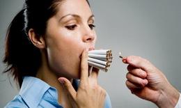 Thuốc lá và mức độ tàn phá tới sức khỏe phụ nữ