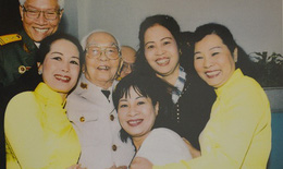 Ðại tướng Võ Nguyên Giáp - Hiện thân của truyền thống Việt