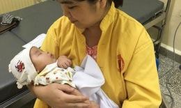 BV Việt Nam - Thụy Điển Uông Bí: Cấp cứu thành công trẻ 45 ngày tuổi viêm cơ tim thể tối cấp