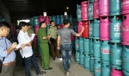 Công an vào cuộc vụ gần 3 vạn vỏ bình gas bị chiếm giữ trái phép
