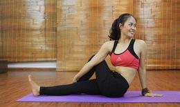 7 bài tập yoga giúp giảm căng thẳng, làm sáng da