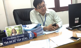 TP.Hồ Chí Minh: Thuốc của VN Pharma chưa vào bệnh viện để điều trị ung thư