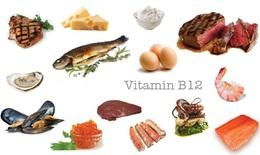 Cơ thể cần vitamin B12 như thế nào?