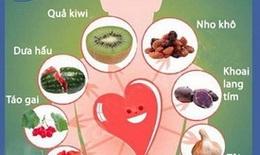 4 cách ăn giúp dự phòng và điều trị tăng huyết áp