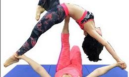Yoga và sự thăng hoa trong tình yêu