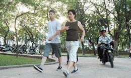 Kỹ thuật đi bộ cơ bản giúp chữa bệnh