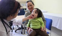 Cách chăm sóc trẻ viêm đường hô hấp