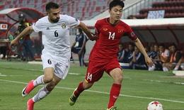 Tiến tới AFC ASIAN CUP 2019: Việt Nam 1-1 Jordan: Đạt mục tiêu