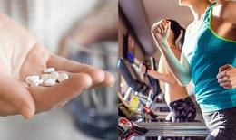 Thuốc gây ảnh hưởng xấu đến luyện tập thể thao