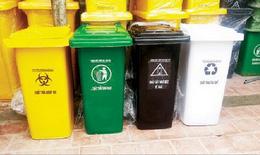 Phân loại tốt chất thải y tế, góp phần xây dựng môi trường y tế an toàn, sạch, đẹp