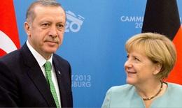 Tổng thống Thổ Nhĩ Kỳ thăm Đức bước cải thiện mới trong quan hệ