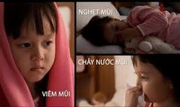 Những sai lầm khi dùng thuốc trị viêm mũi dị ứng ở trẻ