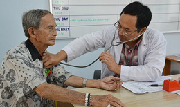 Bảo đảm quyền lợi chăm sóc sức khỏe cho người cao tuổi có BHYT