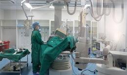 BVĐK tỉnh Hà Tĩnh thực hiện thành công nhiều ca can thiệp tim mạch