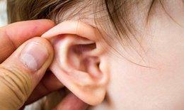 Trẻ viêm tai giữa, coi chừng suy giảm thính lực