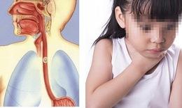 Trẻ hóc dị vật: Xử trí nhanh, tỷ lệ cứu sống trên 90%