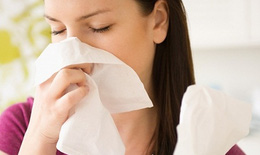 Dùng thuốc khi bị đau họng, chảy nước mũi, ngạt mũi
