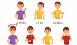 Đối phó với bệnh cúm mùa bằng dinh dưỡng