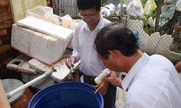 Cảnh báo sốt xuất huyết dễ thành dịch ở Đồng bằng sông Cửu Long
