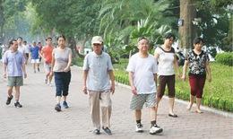 Trời nóng, người bệnh tim mạch nên tập luyện thế nào?