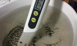 Dân kêu Công ty CP Nước sạch Hưng Đạo, Hải Phòng bán nước bẩn