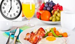 Những hệ lụy do bỏ ăn sáng