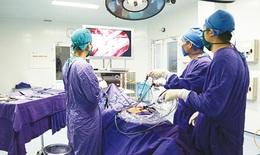 BVĐK tỉnh Quảng Ninh phẫu thuật nội soi trong điều trị các bệnh lý thoát vị