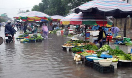 5 nguyên tắc bảo đảm an toàn thực phẩm mùa bão lụt