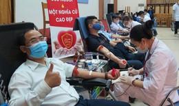 Có thể hiến máu sau tiêm phòng vắc-xin COVID-19?