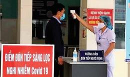 Quảng Bình: Giữ bệnh viện - lá chắn phòng chống dịch COVID-19