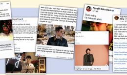 Nghệ sĩ Việt chia sẻ bài trên báo Sức khỏe&Đời sống