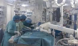 Liên tục can thiệp thành công các ca tim mạch khó ở Khánh Hòa