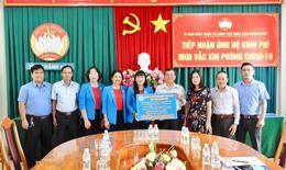 Công ty Cổ phần Nước giải khát Yến sào Khánh Hòa gắn phát triển thương hiệu với tinh thần vì cộng đồng chung tay đẩy lùi đại dịch COVID-19